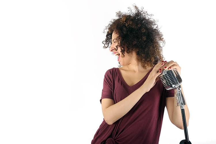 'Para ser mujer eres bastante graciosa', el monólogo de Virginia Riezu