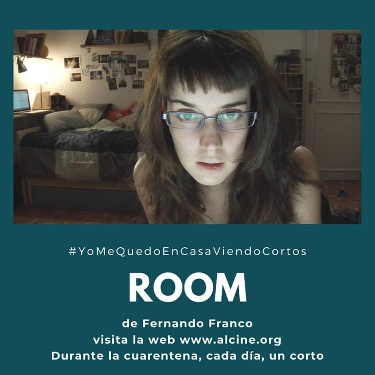 """""""Room"""", un paseo por el lado oscuro y salvaje de la red #YoMeQuedoEnCasaViendoCortos"""