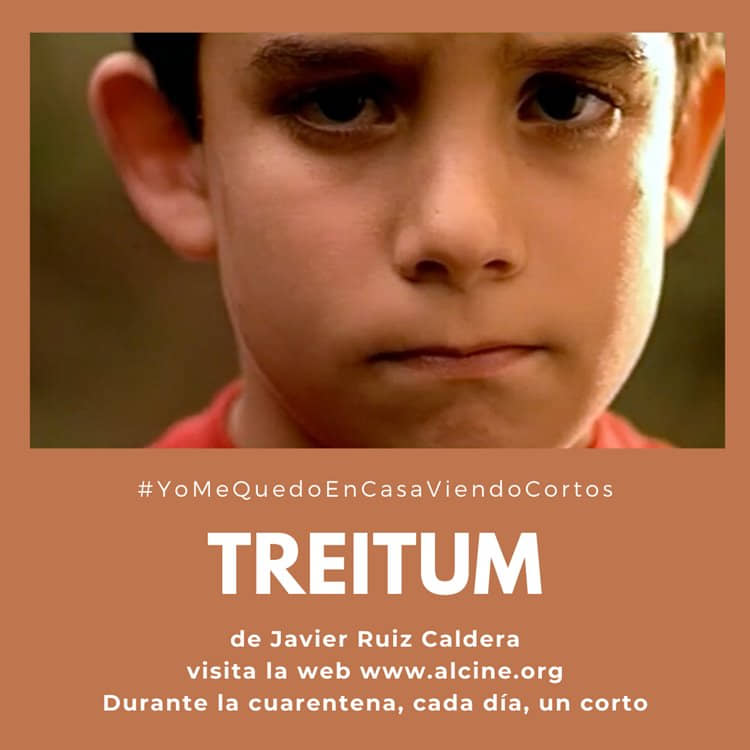 """Treitum"", disparatada infancia vista por Javier Ruiz Caldera #YoMeQuedoEnCasaViendoCortos"