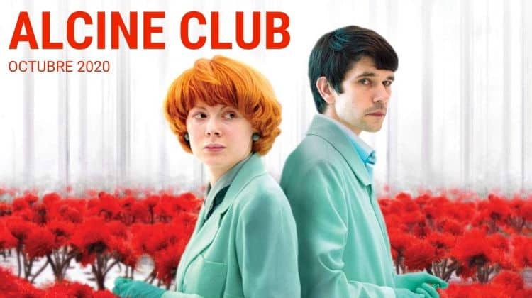 ¡Vuelve ALCINE Club! Programación de octubre