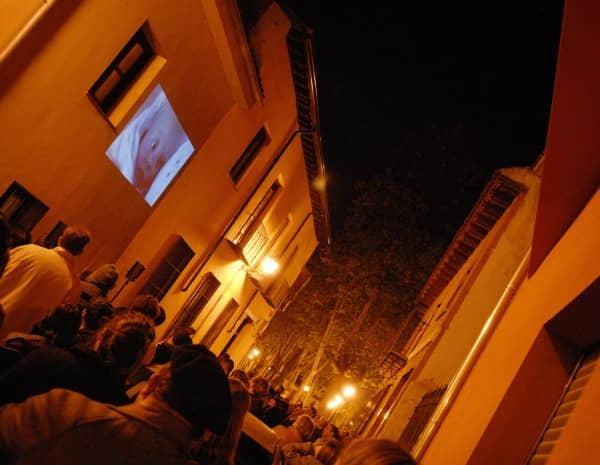 A wall is a screen - Alcalá
