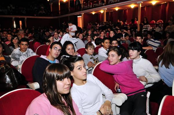 El cine y los jovenes