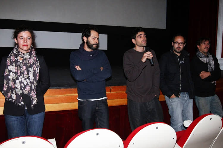 Certamen Nacional de cortometrajes