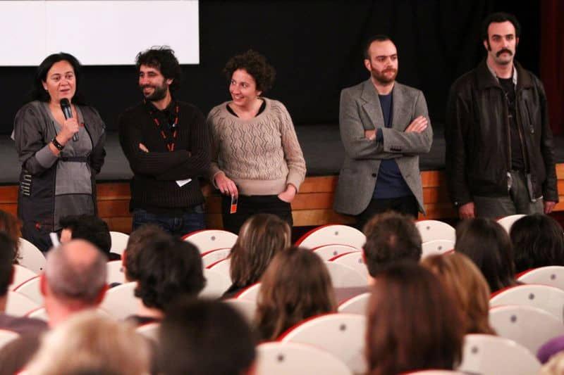 Certamen Nacional de cortometrajes 17,30 h y 19,45 h