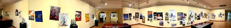 Exposicion 40 años no es nada. Panoramica