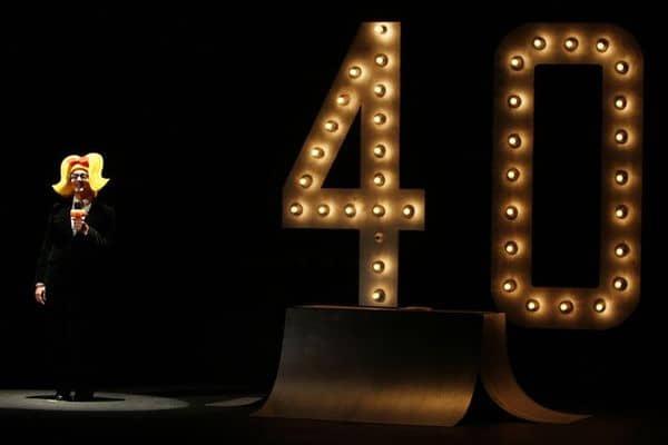 Inauguracion Alcine 40