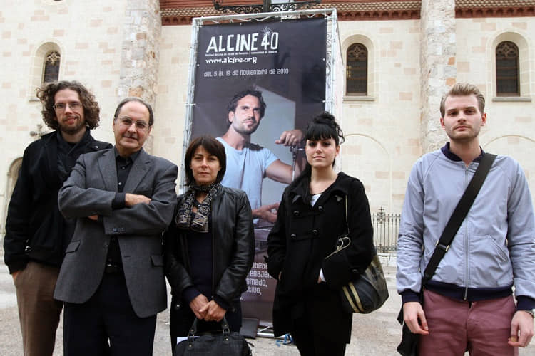 Jurado Alcine 40