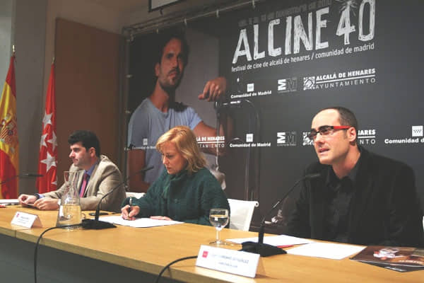 Rueda de prensa Madrid