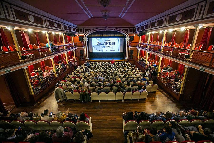 Público Teatro Salón Cervantes_1