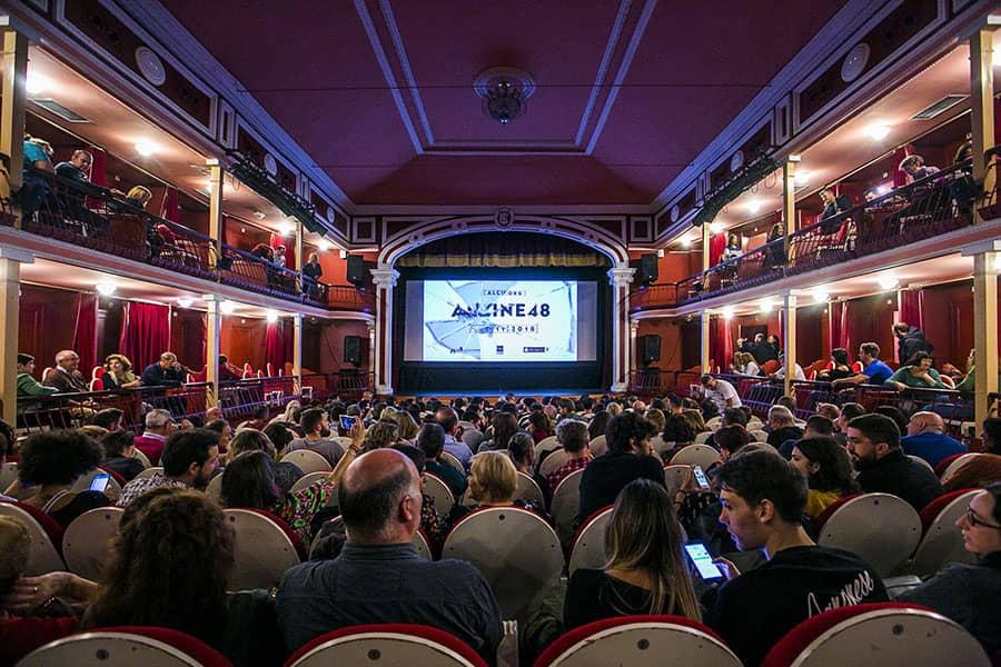 Público Teatro Salón Cervantes_4