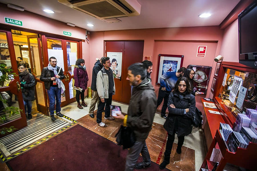 Público Teatro Salón Cervantes_10