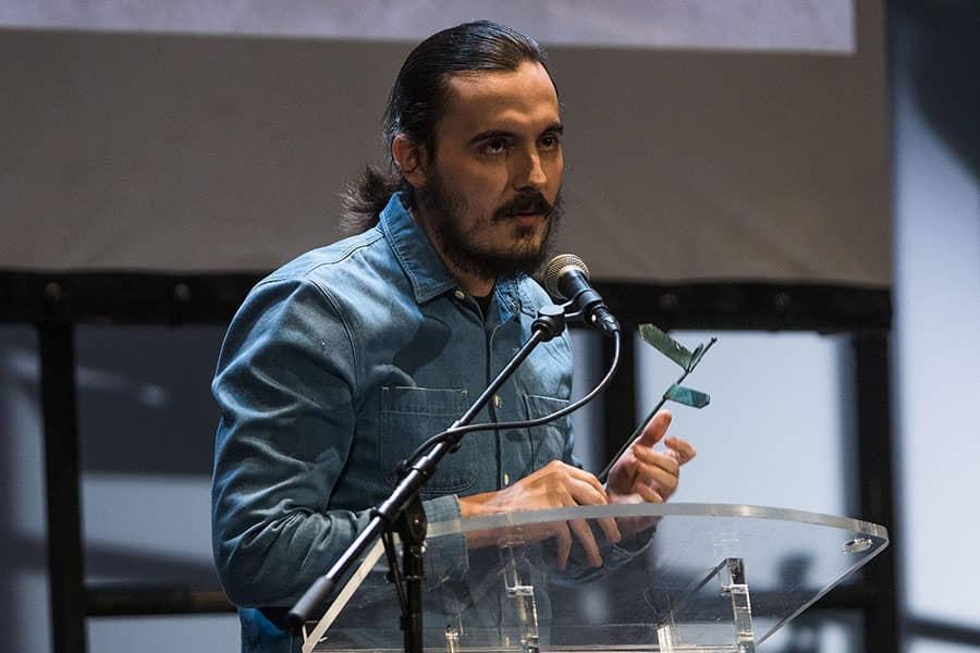 Guillermo Irriguible (Greykey), Trofeo ALCINE al Mejor Montaje