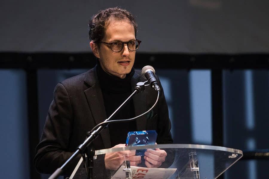 Rafa Alberola Rubio (Arenal), premio Movistar+