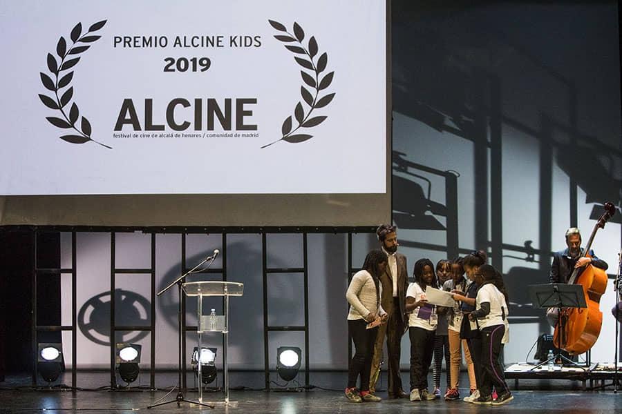Jurado infantil Alcine Kids