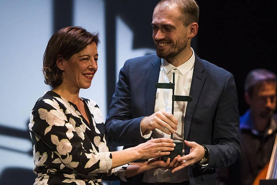 Aliaksei Paluyan (Lake of Happiness), Segundo Premio Alcine (Certamen Europeo)