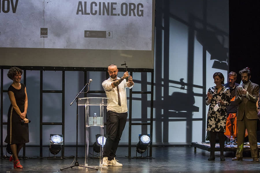 Nicolas Keitel (Le bon copain), Primer Premio Alcine (Certamen Europeo)