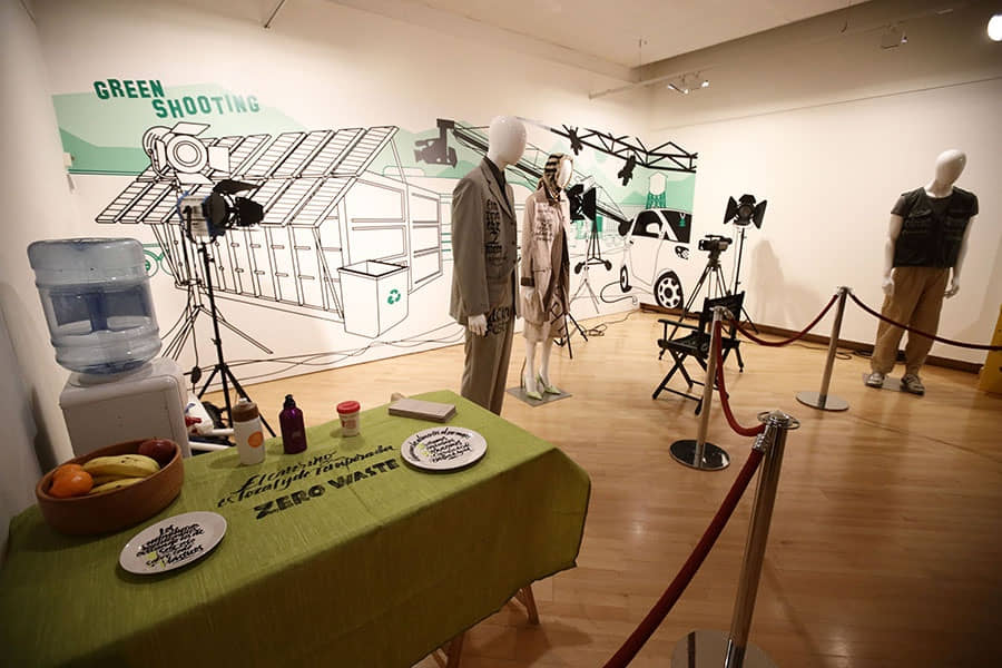 Exposición Expo Green Shooting_04