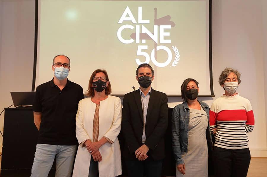Rueda de prensa presentación ALCINE 50_03