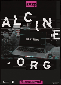 Cartel ALCINE 2020 Edición Limitada Festival de Cine