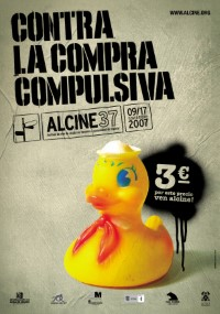 Cartel XXXVII Festival de Cine