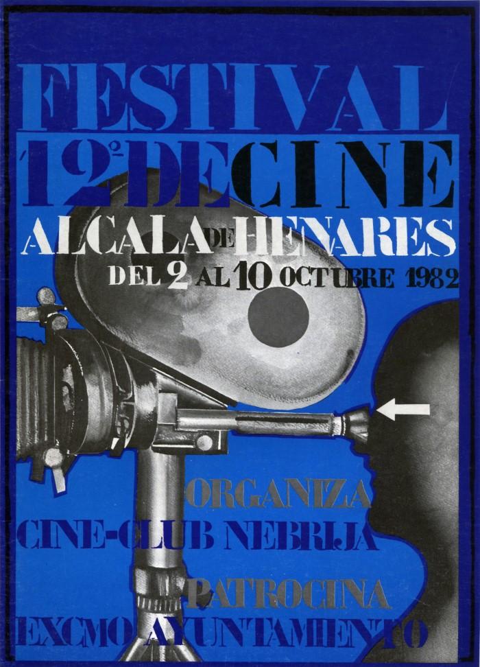 Cartel XII Festival de Alcalá