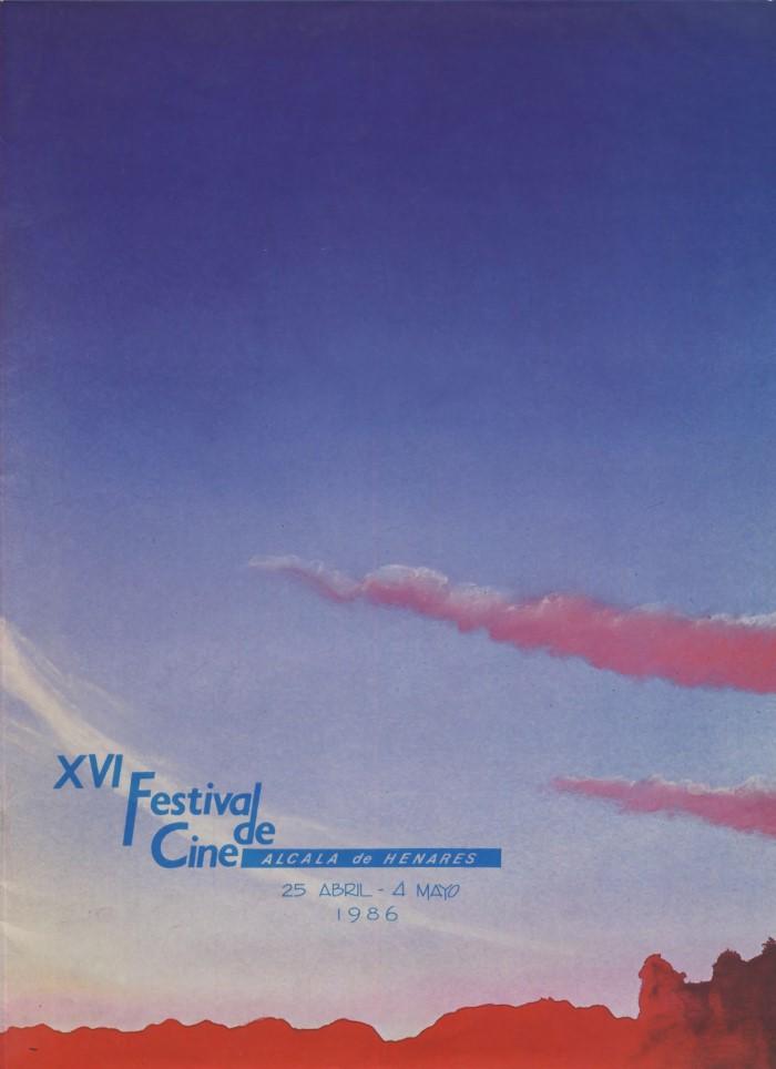 Cartel XVI Festival de Cine